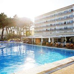 Отель RVHotels Nieves Mar 3* Стандартный номер с различными типами кроватей фото 2