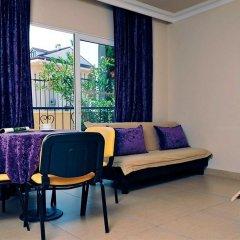 Fidan Apart Hotel 3* Стандартный семейный номер с двуспальной кроватью фото 6