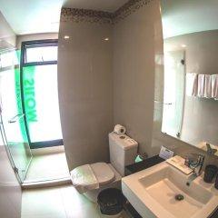Отель iSanook Таиланд, Бангкок - 3 отзыва об отеле, цены и фото номеров - забронировать отель iSanook онлайн ванная фото 2