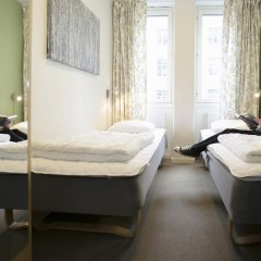 Slottsskogen Hotel 2* Стандартный номер с 2 отдельными кроватями