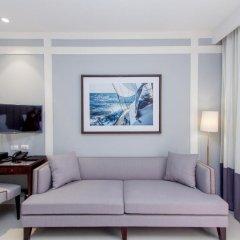 Отель Sugar Marina Resort - ART - Karon Beach 4* Номер Делюкс с двуспальной кроватью