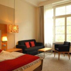 Hotel Alexander Plaza 4* Улучшенный номер с двуспальной кроватью фото 2