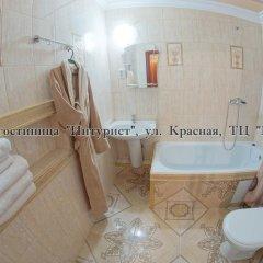 Гостиница Императрица Номер Делюкс с разными типами кроватей фото 39