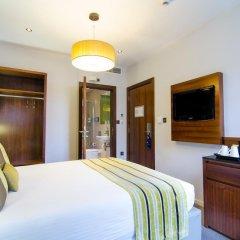 Seraphine Kensington Olympia Hotel 4* Представительский номер с различными типами кроватей фото 3