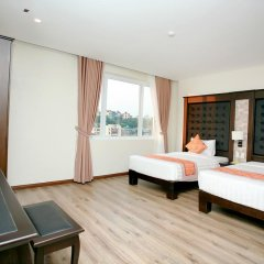 Ha Long Park Hotel 2* Номер Делюкс с 2 отдельными кроватями фото 9