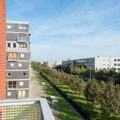 Отель Arena Executive Lounge Нидерланды, Амстердам - отзывы, цены и фото номеров - забронировать отель Arena Executive Lounge онлайн балкон