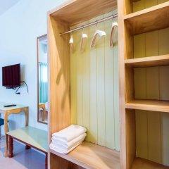 Отель The Luna 2* Стандартный номер разные типы кроватей фото 7