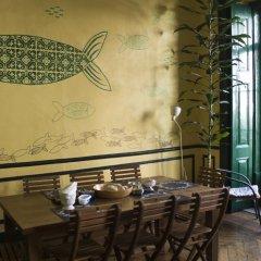 Отель Lisbon Old Town Hostel Португалия, Лиссабон - отзывы, цены и фото номеров - забронировать отель Lisbon Old Town Hostel онлайн питание фото 2