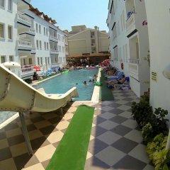 Отель Ceylan Apart Мармарис балкон
