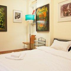 Апартаменты Apartments On Krasnie Vorota комната для гостей фото 3