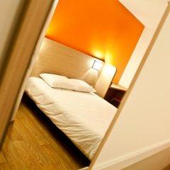 Отель Premiere Classe Wroclaw Centrum Стандартный номер с различными типами кроватей фото 4