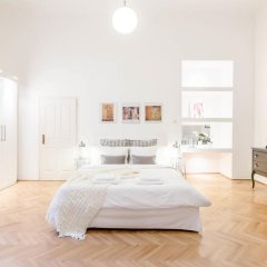 Отель Oasis Apartments - Museum Quarter Венгрия, Будапешт - отзывы, цены и фото номеров - забронировать отель Oasis Apartments - Museum Quarter онлайн комната для гостей фото 2