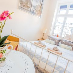 Отель Sopockie Klimaty - Guest Rooms комната для гостей фото 2