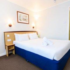 Отель Campanile Manchester комната для гостей фото 4