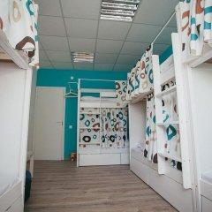 Hostel For You Кровать в общем номере с двухъярусной кроватью фото 10