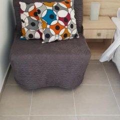Апартаменты Myriama Apartments Улучшенная студия с различными типами кроватей фото 10