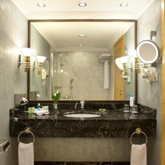 Отель InterContinental Istanbul 5* Стандартный номер разные типы кроватей фото 5