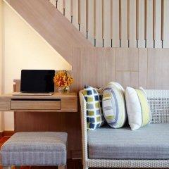 Отель Amari Koh Samui 4* Семейный номер Делюкс с различными типами кроватей фото 5