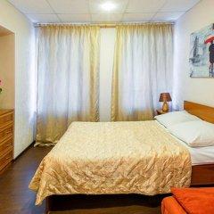 Гостиница Три мушкетёра Стандартный номер с различными типами кроватей