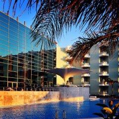 Grand Belish Hotel бассейн
