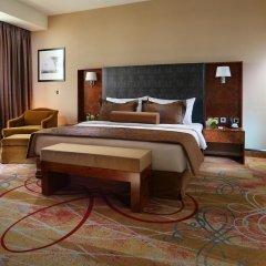 Millennium Airport Hotel Dubai 4* Люкс повышенной комфортности с разными типами кроватей фото 2