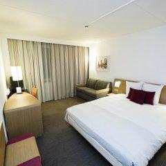 Отель Novotel Antwerpen 3* Стандартный номер с различными типами кроватей фото 3