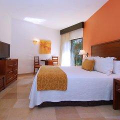 Отель Canto del Sol Plaza Vallarta Beach & Tennis Resort - Все включено 3* Номер Делюкс с различными типами кроватей фото 4