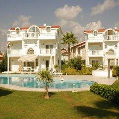 Villa Helios Турция, Белек - отзывы, цены и фото номеров - забронировать отель Villa Helios онлайн бассейн