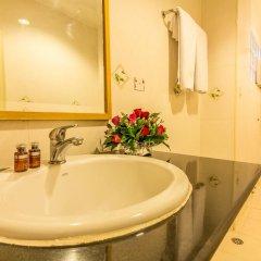 Отель Sams Lodge 2* Улучшенный номер с различными типами кроватей фото 14