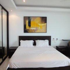 Отель Vtsix Condo Service at View Talay Condo Студия с различными типами кроватей фото 8