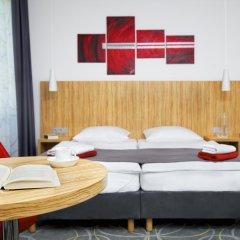 Отель City-herberge Dresden 3* Номер Комфорт с различными типами кроватей фото 3