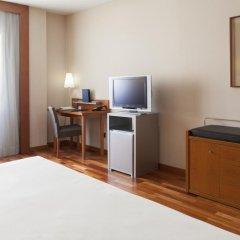 Отель Ciudad de Lleida 4* Улучшенный номер фото 4