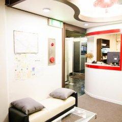 Отель Hong Guesthouse Dongdaemun Южная Корея, Сеул - отзывы, цены и фото номеров - забронировать отель Hong Guesthouse Dongdaemun онлайн интерьер отеля фото 3