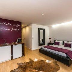 Отель Lounge Inn 3* Апартаменты разные типы кроватей фото 5