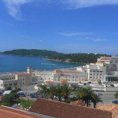 Апартаменты Viola Di Mare Apartments пляж