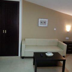 Отель Hostal Málaga комната для гостей фото 4