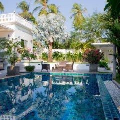 Отель Villa Sealavie 3* Вилла с различными типами кроватей фото 34