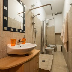 Отель Space 3 Италия, Рим - отзывы, цены и фото номеров - забронировать отель Space 3 онлайн ванная