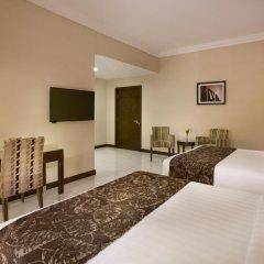 Gateway Hotel 3* Номер Делюкс с 2 отдельными кроватями фото 5