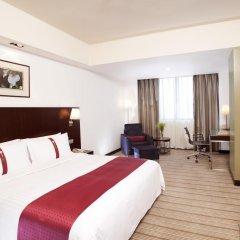 Отель Holiday Inn Vista Shanghai 4* Улучшенный номер с различными типами кроватей