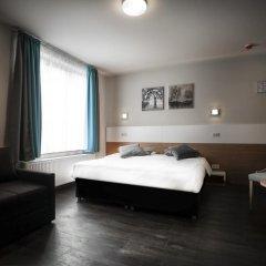 Отель Antwerp Inn 3* Улучшенный номер с различными типами кроватей фото 6