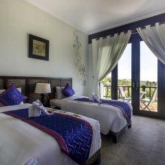 Отель Lotus Muine Resort & Spa 4* Номер Премиум с различными типами кроватей фото 5