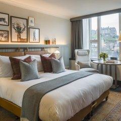 Kimpton Charlotte Square Hotel 5* Улучшенный номер с двуспальной кроватью фото 3