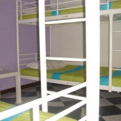 Отель PurpleHouse Номер Эконом разные типы кроватей (общая ванная комната) фото 2