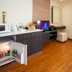 Отель Aspen Suites 4* Номер Делюкс фото 4
