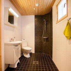 Отель Saimaa Resort Marina Villas Финляндия, Лаппеэнранта - отзывы, цены и фото номеров - забронировать отель Saimaa Resort Marina Villas онлайн ванная