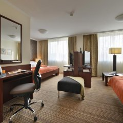 Apollo Hotel Bratislava 4* Номер Комфорт с различными типами кроватей фото 2