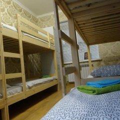 Hostel Dostoyevsky Кровать в общем номере с двухъярусной кроватью фото 2