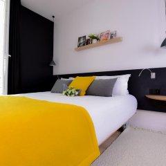 Отель Hôtel Victoire & Germain 4* Стандартный номер с различными типами кроватей фото 4