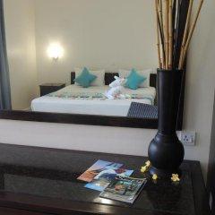 Hotel La Roussette 3* Стандартный номер с двуспальной кроватью фото 10